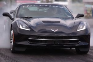 Video: Hennessey Takes a 2014 Corvette to the Drag Strip