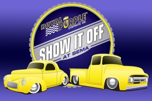 Royal Purple Announces 2013 Show It Off At SEMA Contest Winners