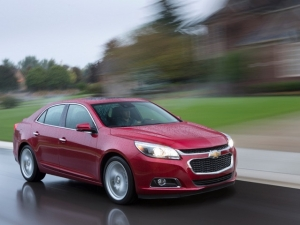 Chevy Malibu Celebrates 50 Years