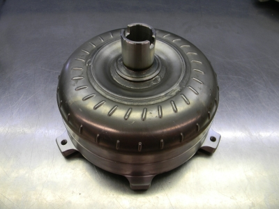 59) Torque converter assembled view prior to welding