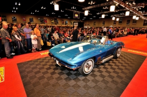 Harley Earl's Corvette is #1 but Fails to Set Record at Mecum