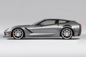 Callaway C21AeroWagon Corvette Concept to Become Reality