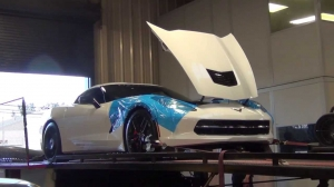 Video: Livernois Motorsports Tunes the C7 Corvette Stingray