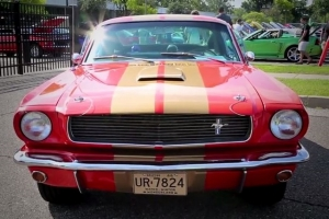 Video: A Look At The People Who Make Up Mustang Clubs