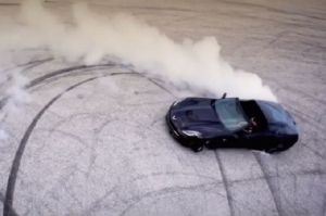 Video: Vossen Wheels Teases 2014 Corvette Shenanigans