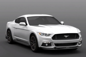 3D Renderings Reveal Sleeker Mustang