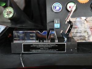 SEMA 2013: Auto Meter Introduces Award Winning Boost Controller