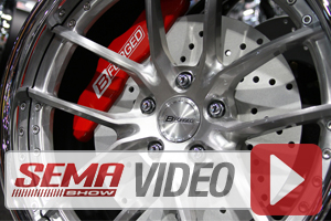 SEMA 2013: Billet Specialties Introduces The B-Forged Wheel Line