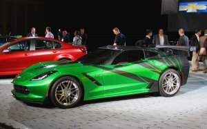 SEMA 2013: Chevrolet Preview – Am I The Luckiest Guy At SEMA?