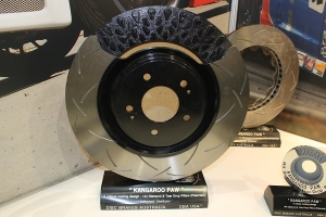 SEMA 2013: Disc Brakes Australia, Performance Level Stopping Power