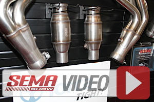 SEMA 2013: Kooks Leads the Way for 2014 C7 Stingray Exhaust