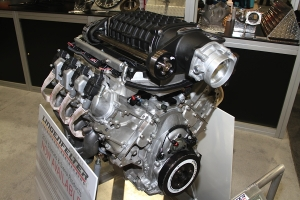 SEMA 2013: Lingenfelter is Hard Parts Plus a Whole Lot More