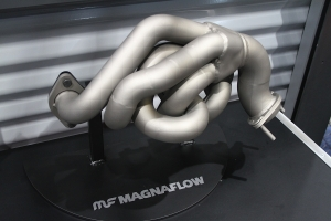 SEMA 2013: Magnaflow Adds 50-State Legal Shorty Headers