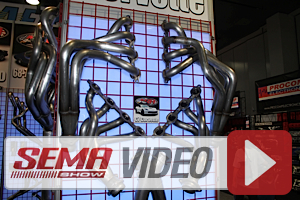 SEMA 2013: American Racing Headers Offers C7 Corvette Options
