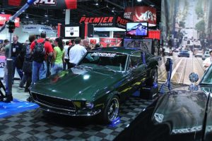 SEMA 2013: Hotchkis Sport Suspension Brings A Scene From Bullitt