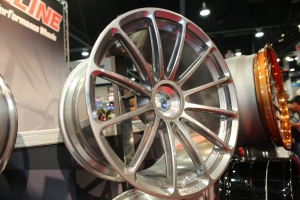 SEMA 2013: Forgeline Packs Heat With New Race Inspired Monoblocks