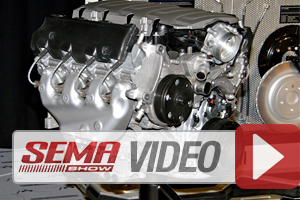 SEMA 2013: GM Seeking Feedback on Gen V LT1 Concept Crate Engine