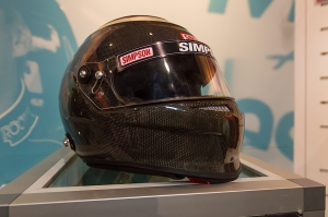 SEMA 2013: Simpson Performance Products Venator Carbon Fiber Helmet