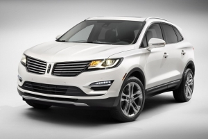 Lincoln MKC Debuts With The 2.3 Liter EcoBoost We're Waiting For