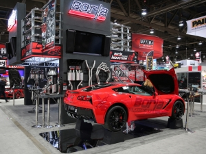 SEMA 2013: A Visit with Borla Brings a Whole New Sound to the C7