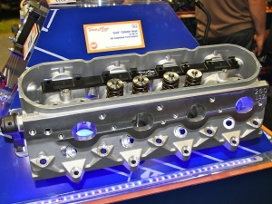 SEMA 2013: Trick Flows Shows Off New LS7 and Big-block Heads