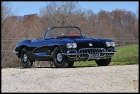 1958Corvette Big Brake Fuelie Mecum EDGR