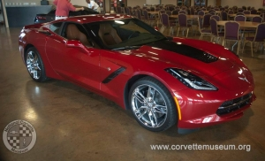 Kentucky Residents Can Visit the National Corvette Museum for a Buck