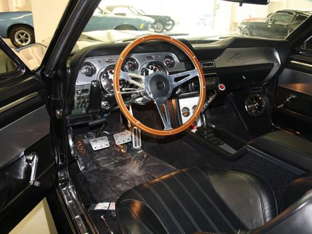 gone in 600k an eleanor mustang for sale in germany stangtv. Black Bedroom Furniture Sets. Home Design Ideas