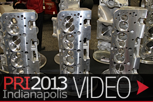 PRI 2013: Edelbrock Raises the Bar for SBC and LS Heads