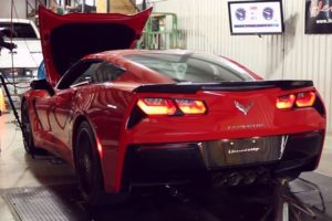 Video: Twin-Turbo HPE700 Corvette on the Dyno