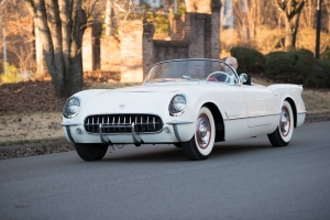 54 Chevrolet Corvette Roadster