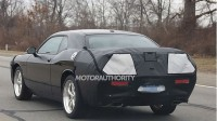 2015 Dodge Challenger Spy Photos