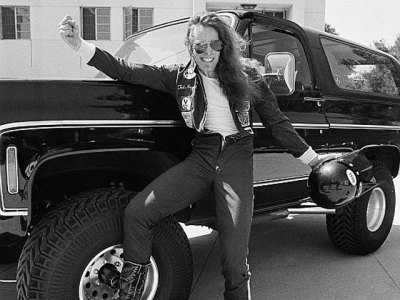 Motor City Madman Ted Nugent The Professional Off Road