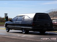 AMS Madness Hearse 9.94 Second World Record