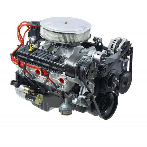 Hot Rodding Made Simple: Affordable Turn-Key Crate Engines