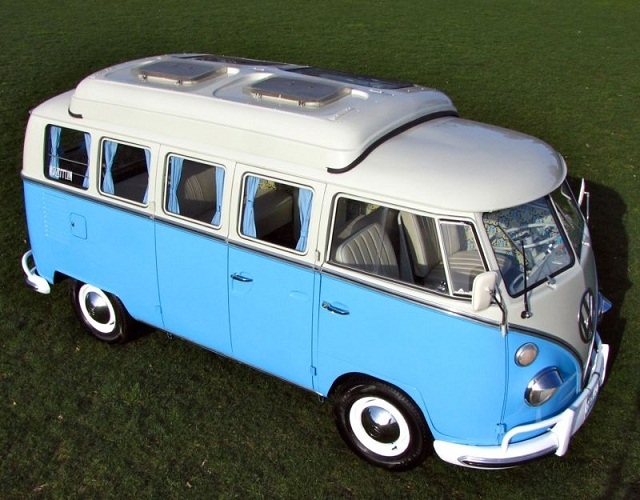 This Did Not Come On The Van From Factory But Was Rather A Dormobile Roof Conversion