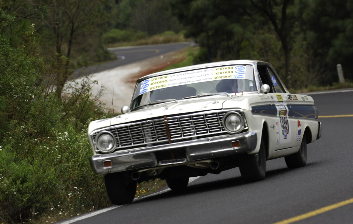 Monte Carlo-Winning Ford Falcon Heading To Auction - Street Muscle