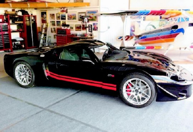 Factory Five GTM Supercar a New Twist on Americas Sports Car