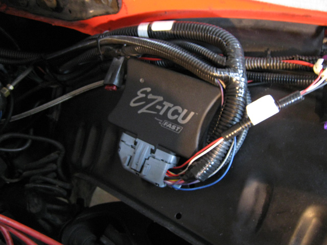 installing tci s ez tcu late model gm transmission controller the control unit should be mounted away from emi and places where water can get to it the face of it easily accessible you will also need to keep in