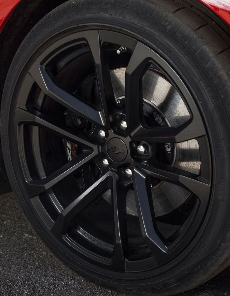 "5th Gen Camaro Zl1 >> Sneak Peek: LG Motorsports ""ZR28"" Wheels For 5th Gen Camaros - LSX Magazine"