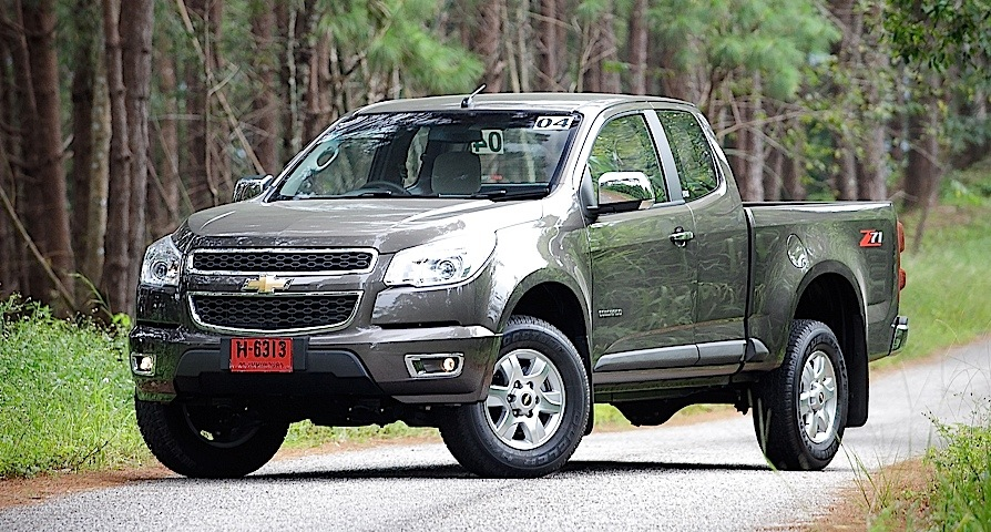 """Chevy to Launch """"New"""" Midsize Trucks Next Year - Diesel Army"""