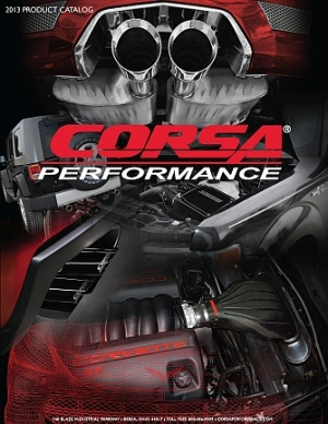 CORSA 2013 Product Catalog