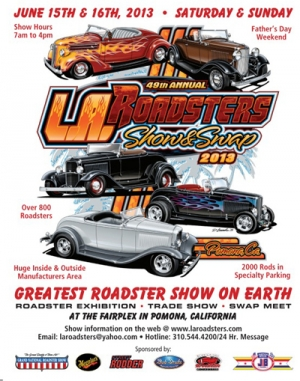 LA Roadsters Flyer