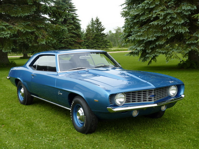 1969 camaro zl 1 heads to auction chevy hardcore. Black Bedroom Furniture Sets. Home Design Ideas