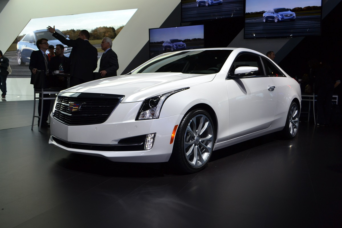 cadillac ats coupe debuts wagon and convertible could follow lsx magazine. Black Bedroom Furniture Sets. Home Design Ideas