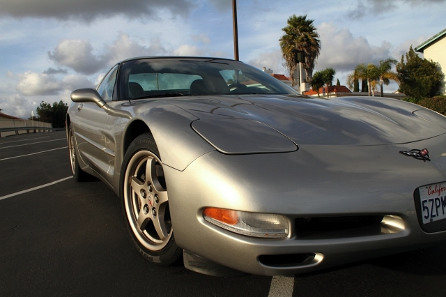 Project Y2k, our 2000 Corvette testbed