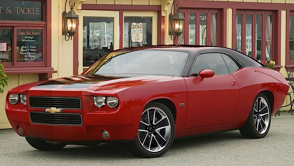 Is This The New 2014 Chevelle  Chevy Hardcore