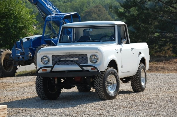 Vintage Monday 1961 To 1971 International Harvester Scout