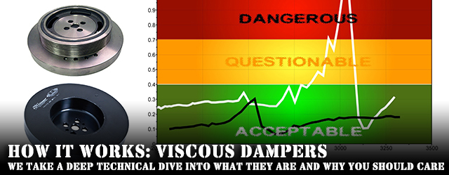 How It Works Viscous Dampers A K A Harmonic Balancers