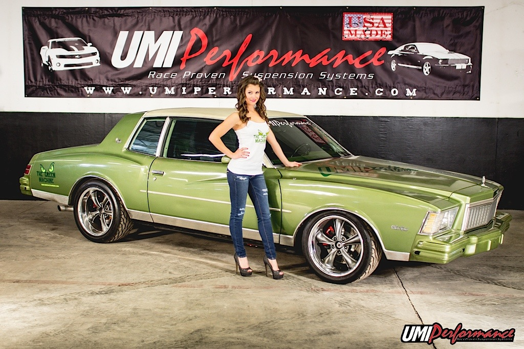 Video Umi Performance S Quot Green Machine Quot In Action Chevy